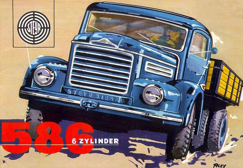 1951 Steyr 586 p1c