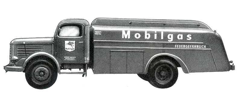 1951 Steyr Diesel 380 II