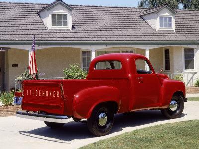 1951 Studebaker-2r5 pickup-truck
