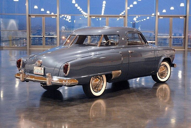 1951 Studebaker Commander Starlight Coupe
