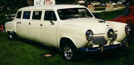 1951 Studebaker f