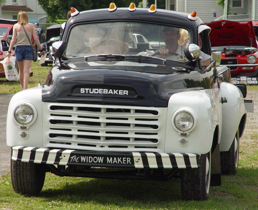1951 Studebaker-Pick Up