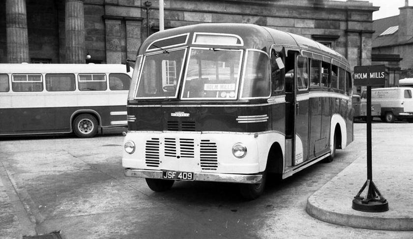 1952 austin cxd hada kenex c32f body