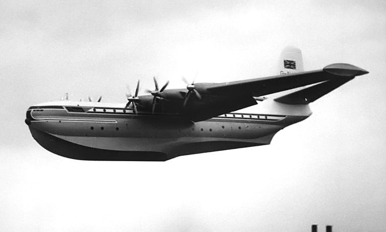 1952 Saunders-Roe SR.45 Princess