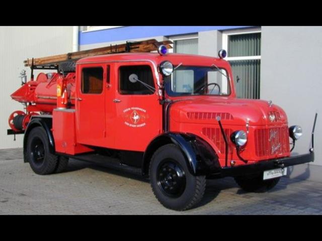 1952 Steyr 380 TLF
