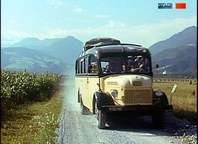 1952 Steyr Diesel 380 a