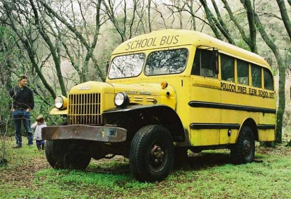 1953 Dodge Superior bus