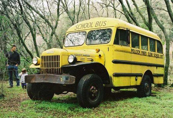 1953 Dodge Superior bus