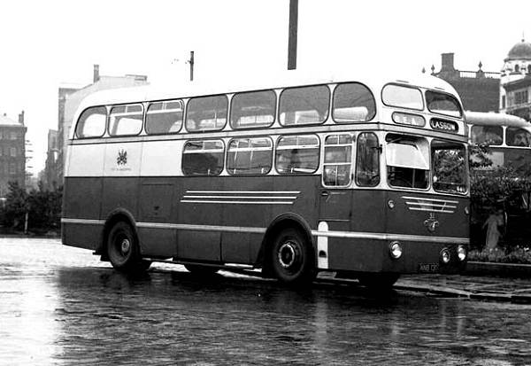 1953 Leyland PSU1-13 with Bond RC41F body