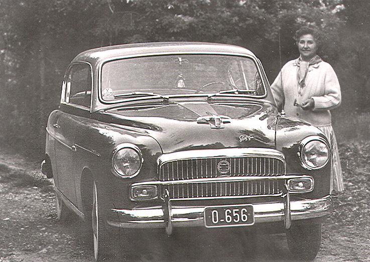 1953 Steyr 2000 A Grand vue
