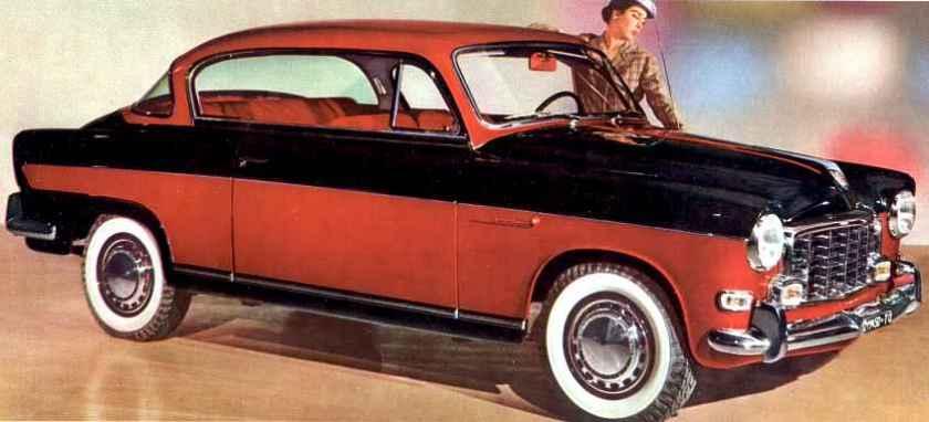 1953 Steyr 2000 B Grand Vue - Steyr 2300 Grand Vue