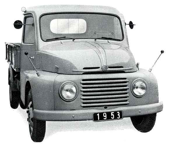 1953 Steyr 260