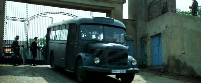 1953 Steyr Diesel 380 Linienbus