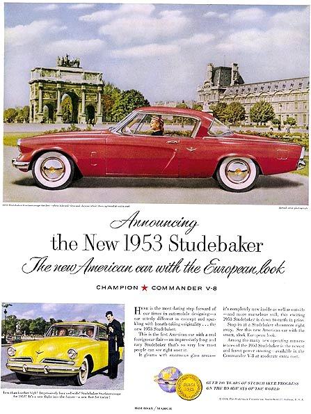 1953 Studebaker or