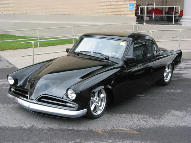 1953 Studebaker Starlight Coupe