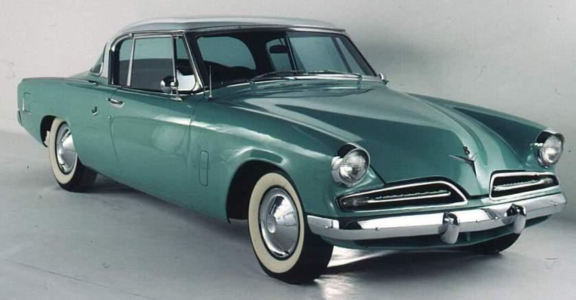 1953 Studebaker starliner