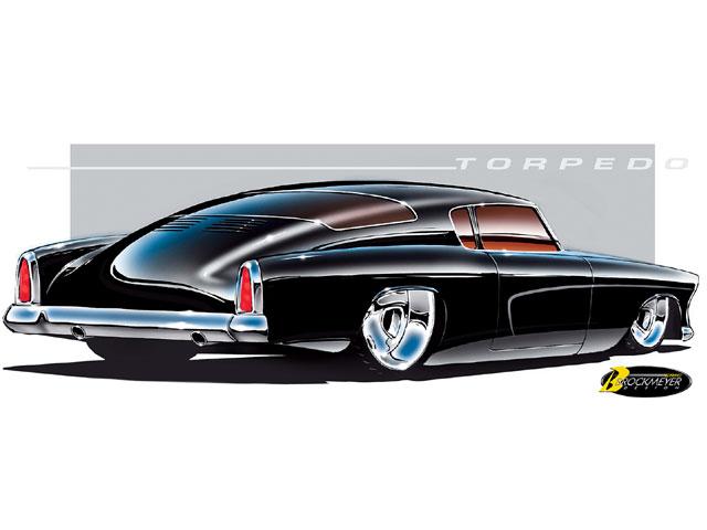 1953 Studebaker Torpedo
