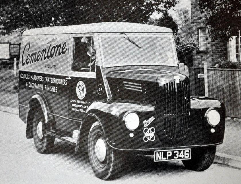1953 Trojan Van