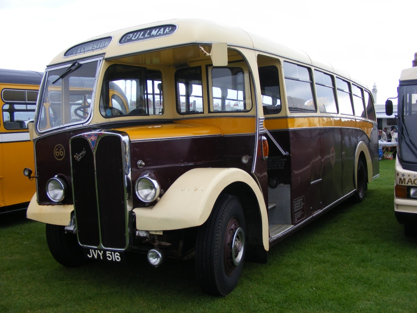 1954 AEC Regal III Barnaby B39F