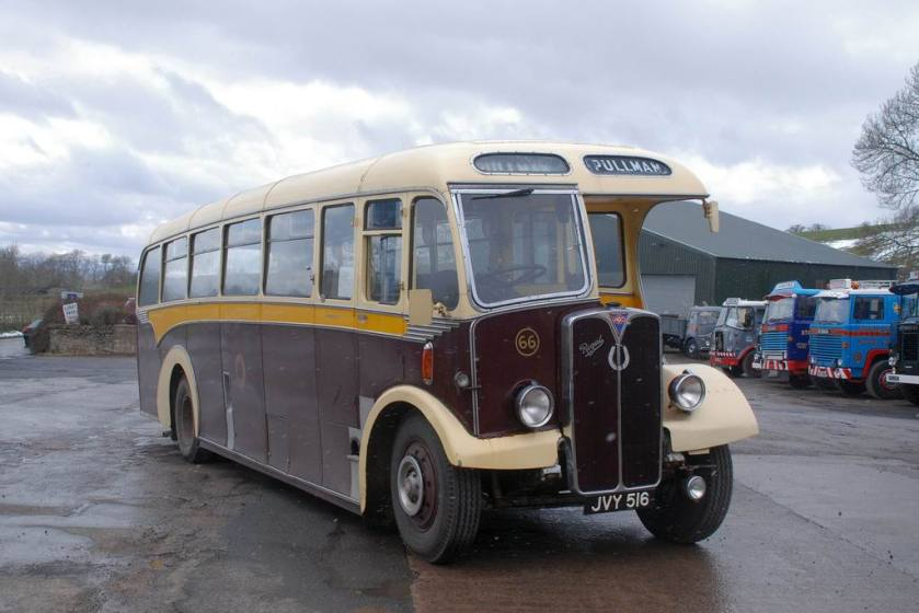 1954 AEC Regal III Barnaby