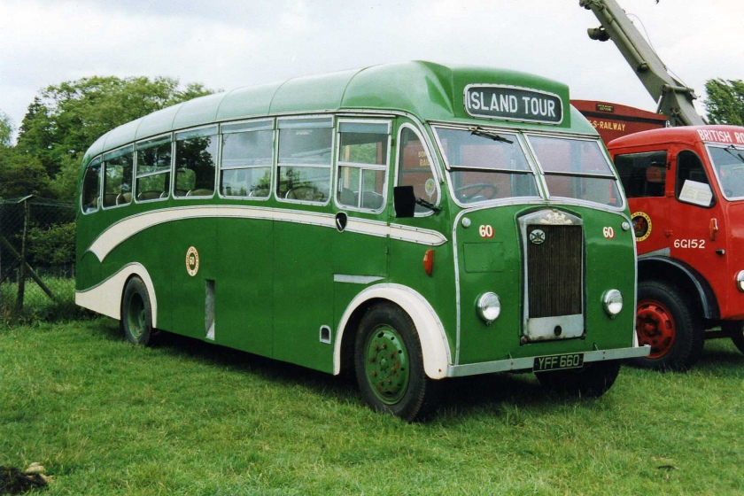 1954 Albion Victor Heaver B35F 60
