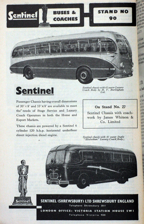 1954 CMS-Sentinel