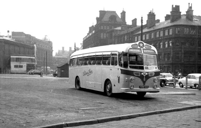 1954 Harrington C41C bodied Leyland PSUC1-2 Tiger Cub