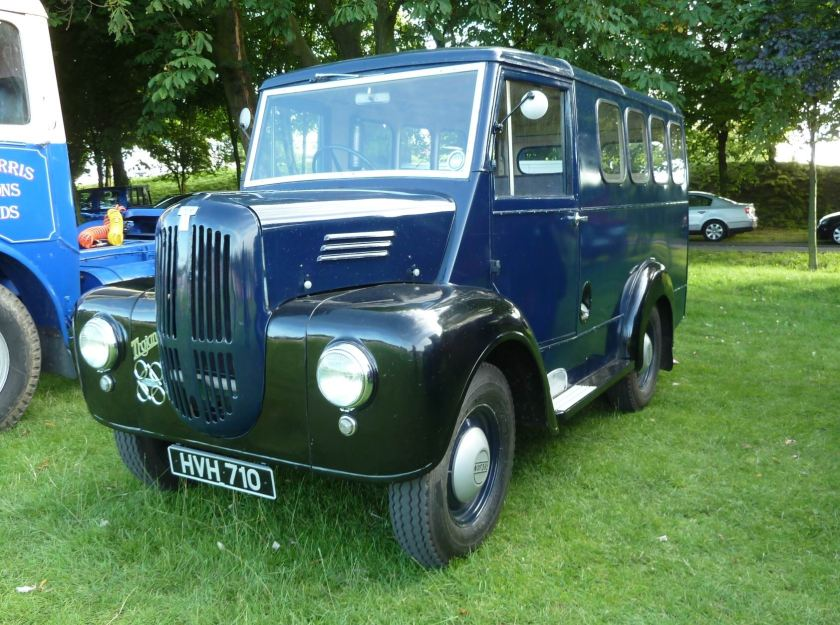 1954 HVH 710 - Trojan