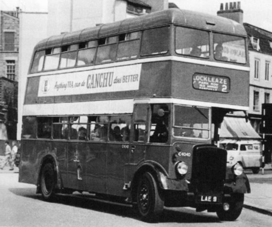 1954 Leyland Bodywork by Longwell Green of Bristol Ebay681