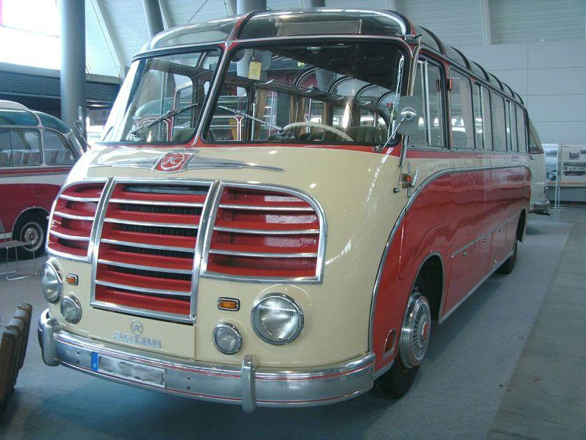 1954 Setra S8