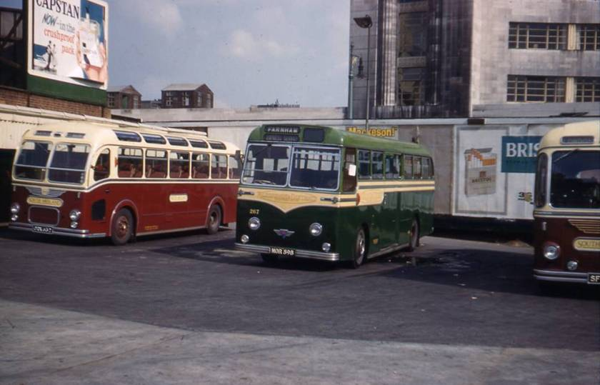 1954 Strachan Everest C41C bodied AEC Reliance