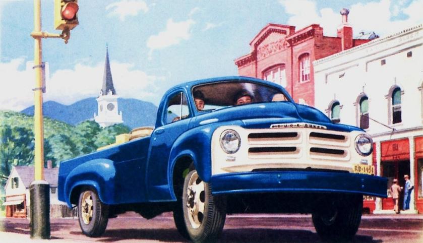 1954 Studebaker 0,75Ton Pickup