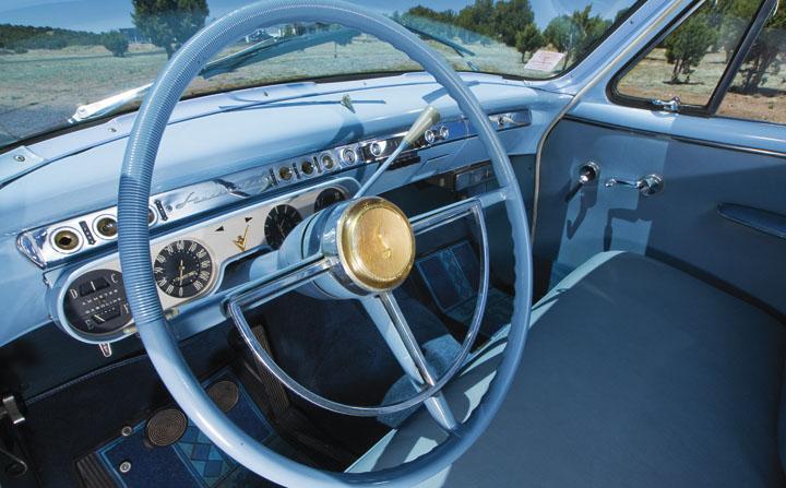 1954 Studebaker Commander Deluxe Conestoga c