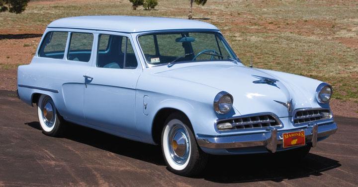1954 Studebaker Commander Deluxe Conestoga