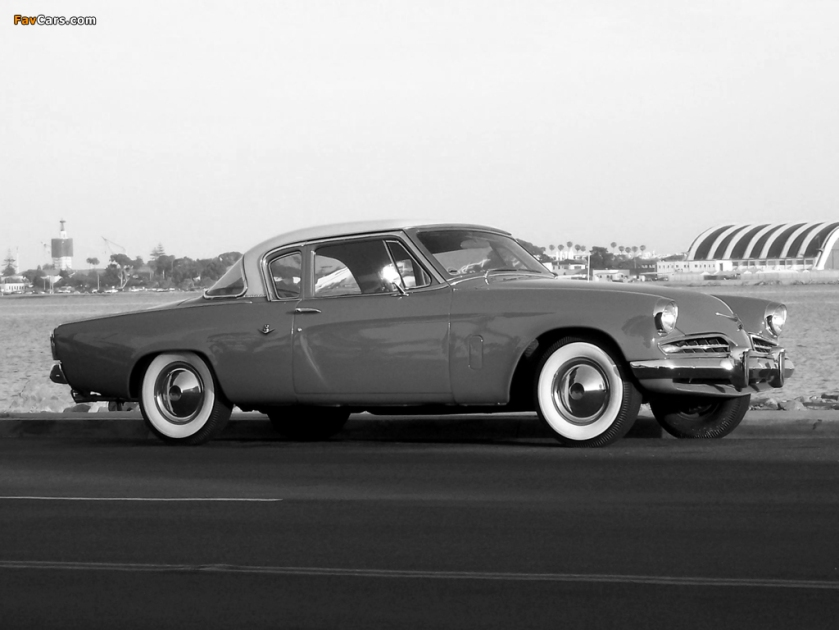 1954 Studebaker Commander Regal Starlight Coupe