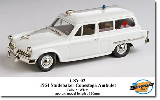 1954 Studebaker Conestoga Ambulet brooklin-kcsv02