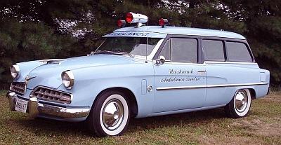 1954 Studebaker Conestoga Registry