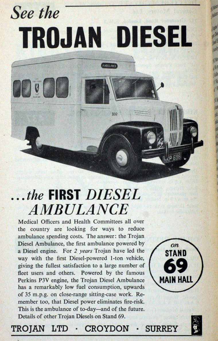 1954 Trojan Diesel a