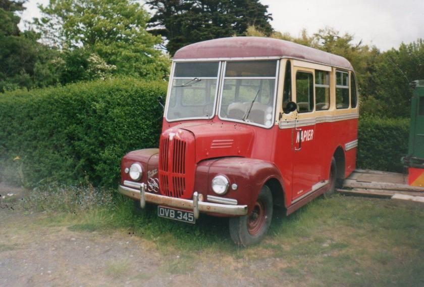 1954 Trojan DT Strachans C15F.
