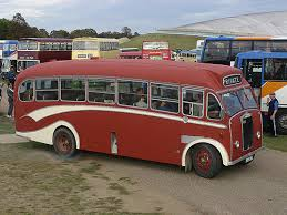 1955 ex Guernsey Motors Albion Victor-Heaver B35F