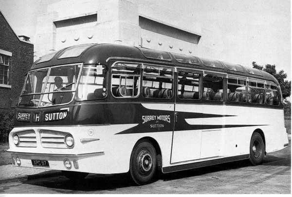 1955 Harrington Wayfarer MK III xpc97