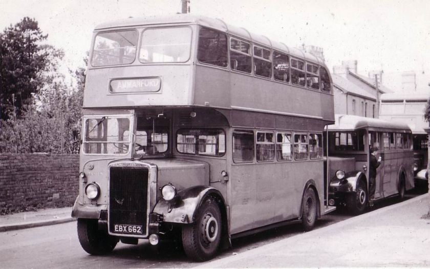 1955 Leyland with longwell Green body