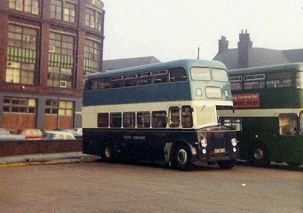 1955 small firm Lancashire firm of Bond Brothers to build a pair of Leyland Titans in 1955