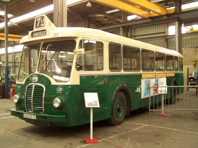 1955 Somua OP 5-3 Nr 365 der RATP