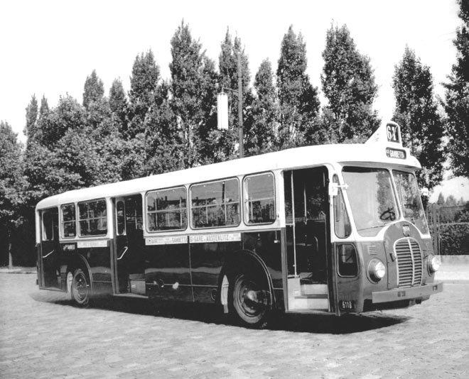 1955 SOMUA OP5