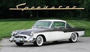 1955 studebaker 6