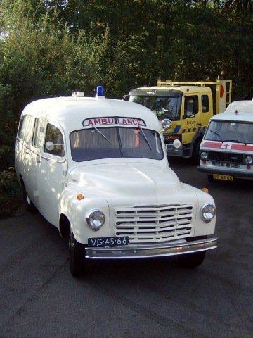 1955 Studebaker Ambulance NL
