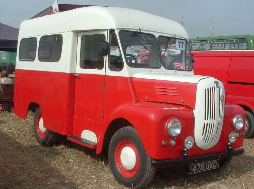 1955 Trojan 478UXD