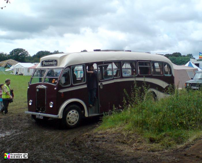 1956 Albion Heaver B35F . Ex-Guernsey Motors 75