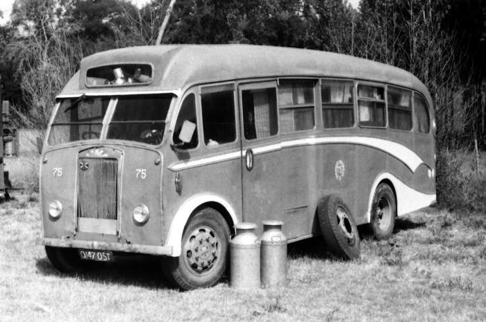 1956 Albion Victor Heaver B35F